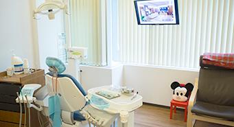 診療空間寬敞不壓迫
